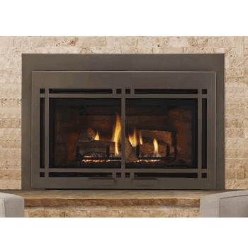 Majestic Gas Insert Fireplaces